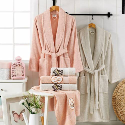 Family Bathrobe Set